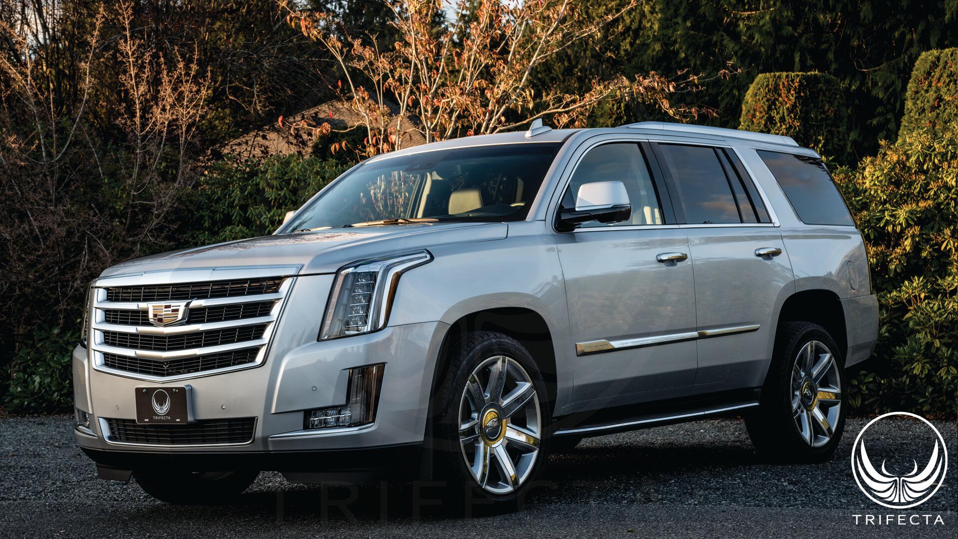 TRIFECTA presents: 2015+ Chevrolet Tahoe / Suburban, GMC ...