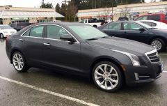 2014 Cadillac ATS 3.6 Performance AWD