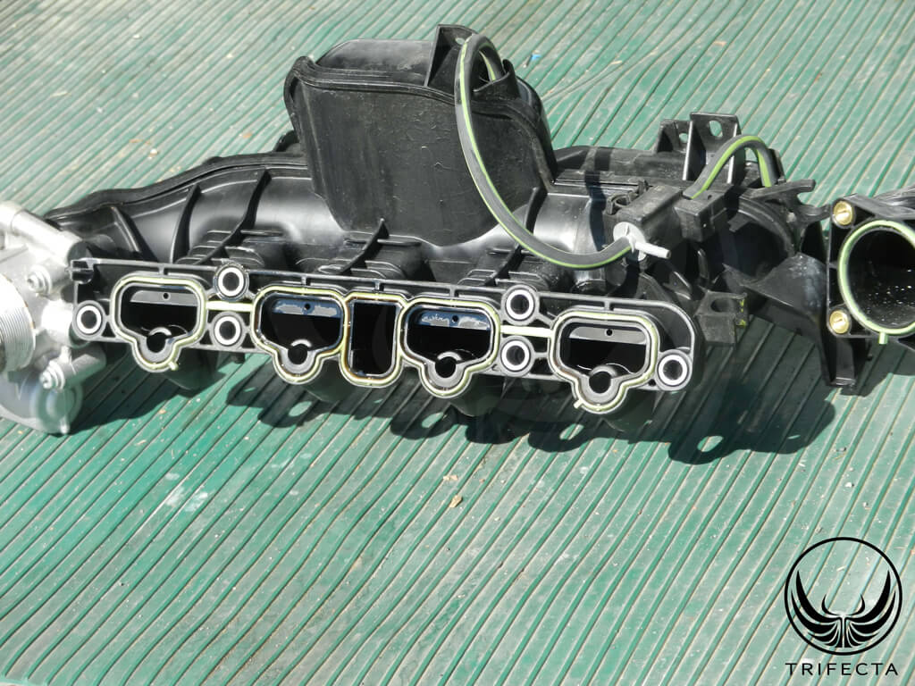 TRIFECTA: Test results of Racer X LUJ/LUV intake manifold