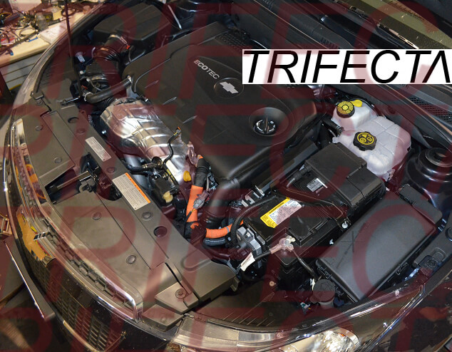 TRIFECTA Cruze DIESEL Calibration: +50WHP/+66ft-lbs without
