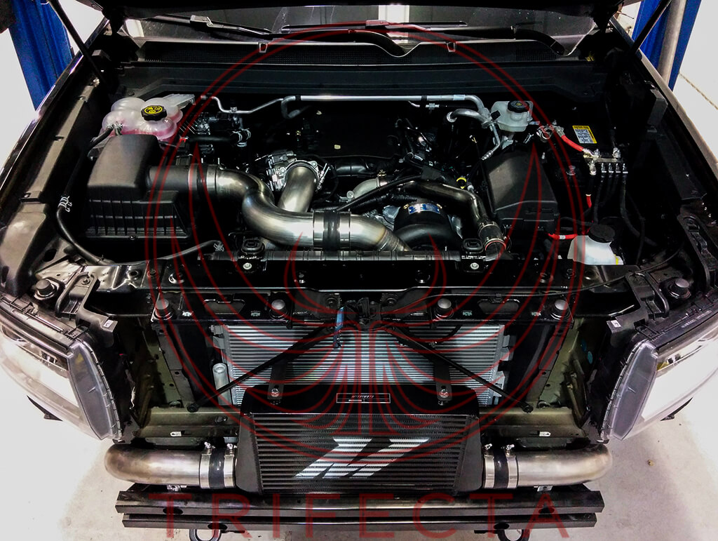 Design parameters and specifications of the trifecta my2015 chevrolet colorado 3 6 lfx my2015 gmc canyon 3 6 lfx supercharger powerkit and