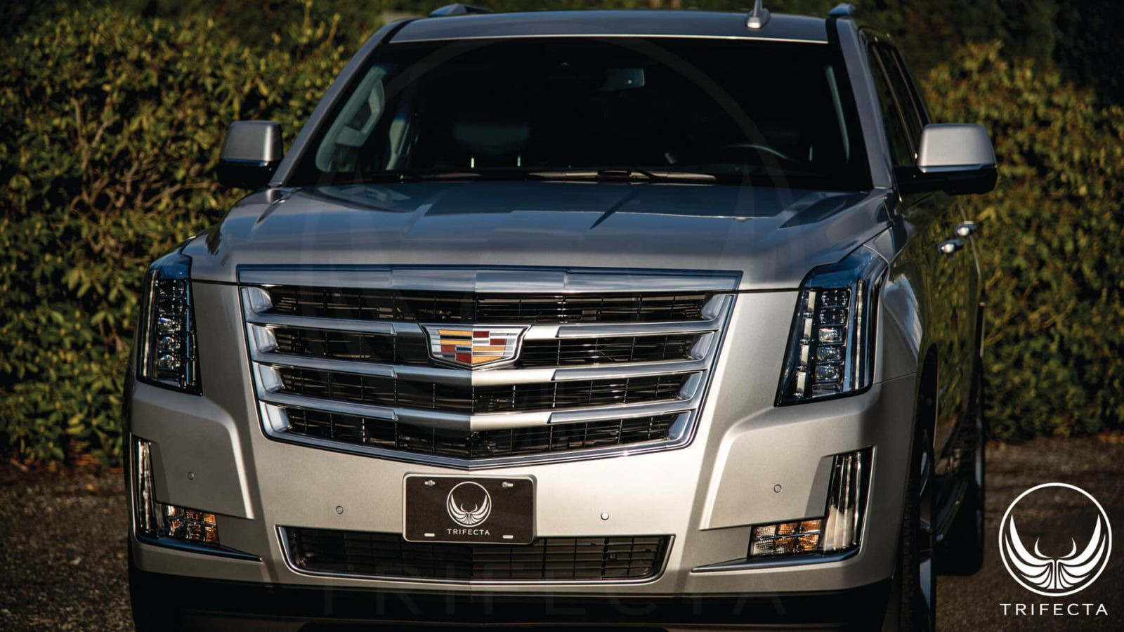 Trifecta Presents 2015 Chevrolet Tahoe Suburban Gmc