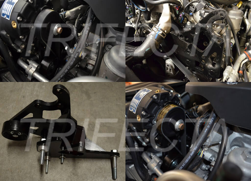 TRIFECTA presents: Cadillac ATS 3 6 LFX Supercharger