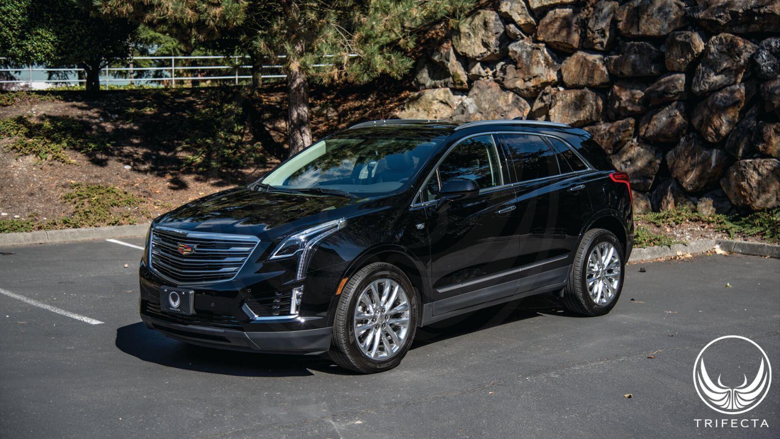 Cadillac Escalade Platinum >> TRIFECTA: For your Cadillac XT5