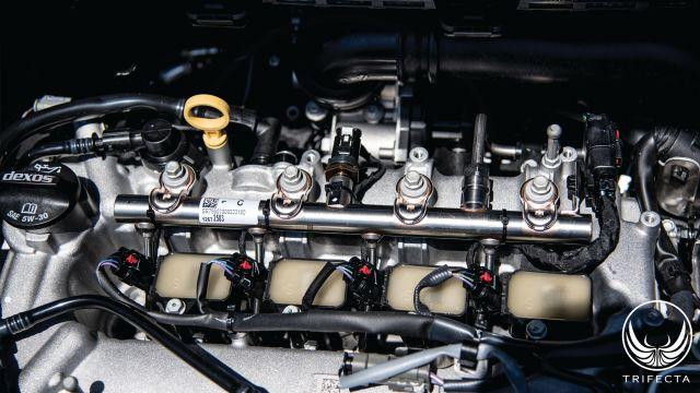 Trifecta Meet The Gm Le2 Engine