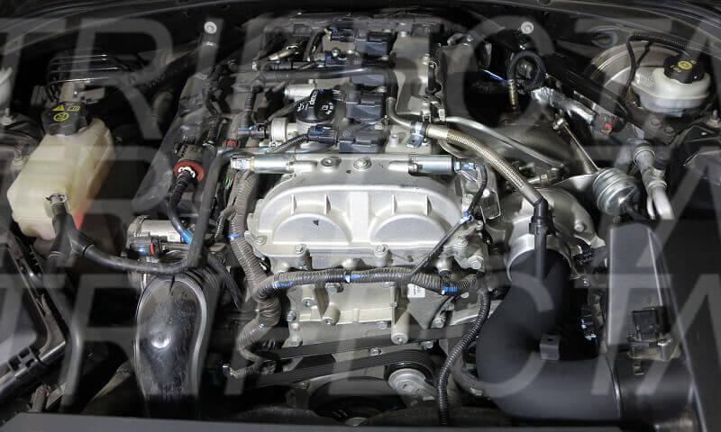 Trifecta Presents Cadillac Ats 2 0t Ltg Efr Turbocharger Powerkit