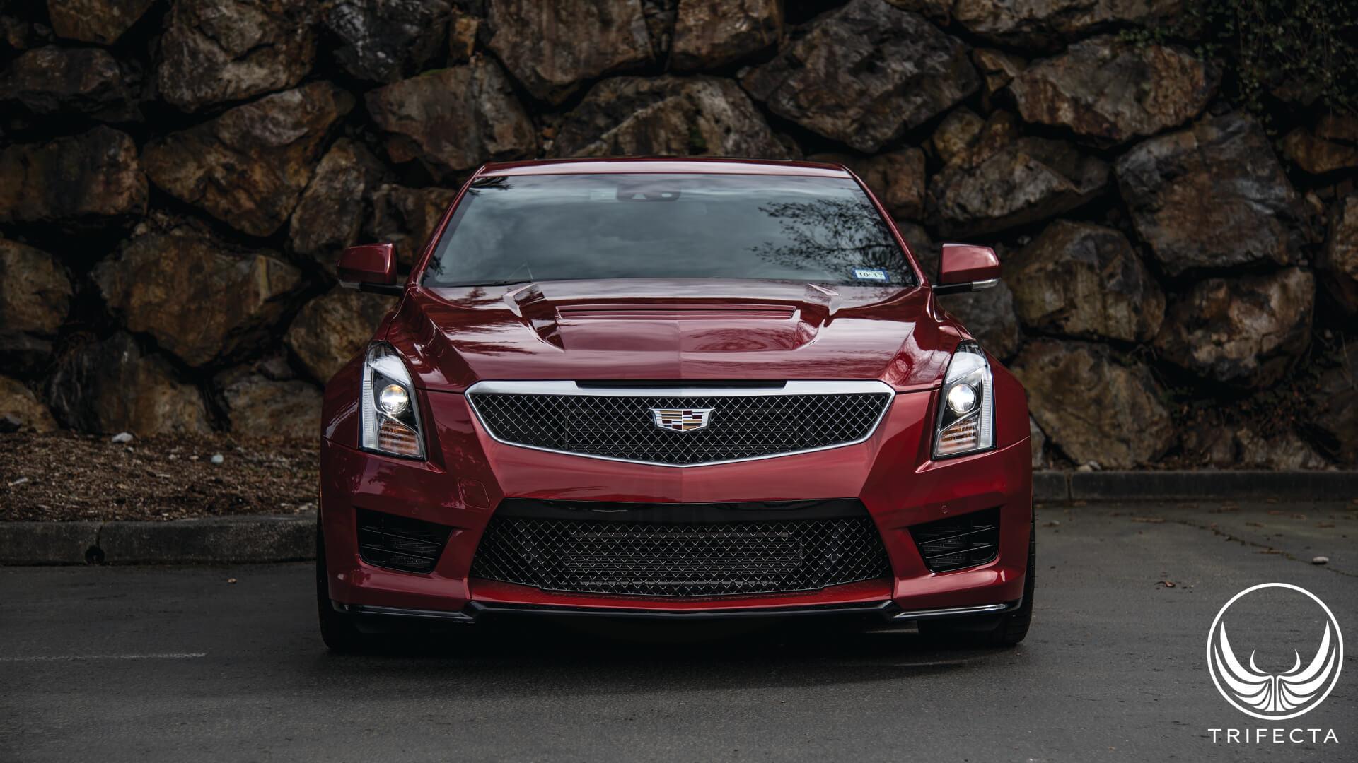 TRIFECTA Presents: Cadillac ATS-V MY2016+ Performance
