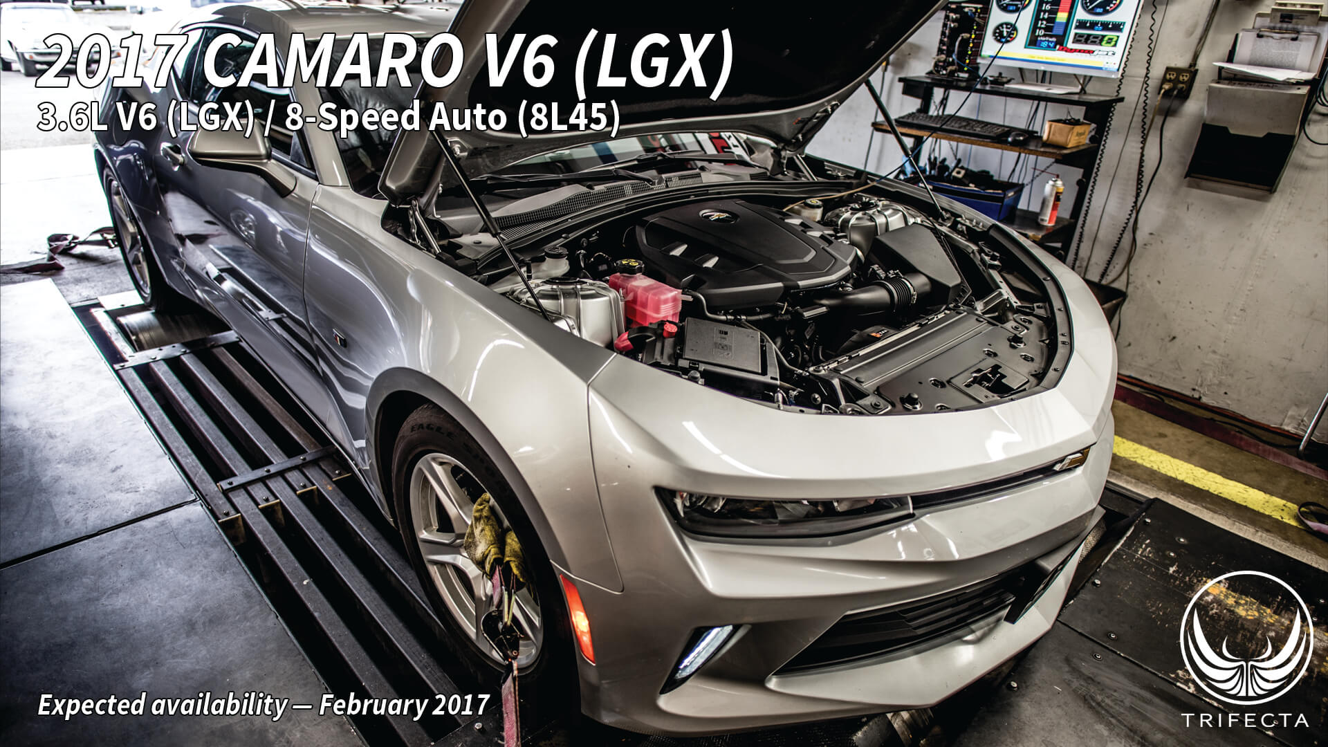 Trifecta More Out Of Your 2016 2017 Camaro V6 News Trifectaperformance