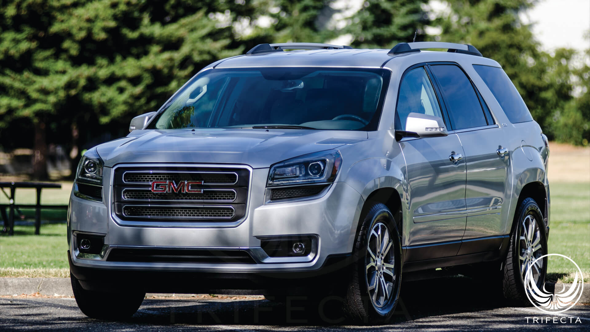 Product Review: 2012--2016 GMC Acadia - 3.6L - Advantage