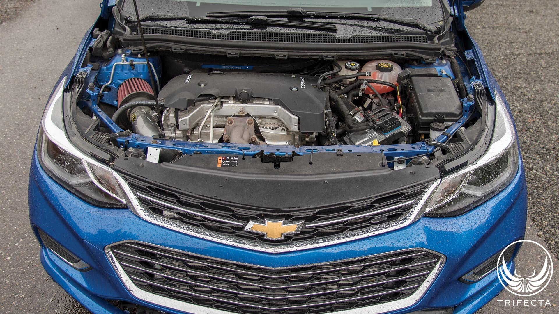 Trifecta A New Age Of Cruze Tuning Starts Today Introducing Our