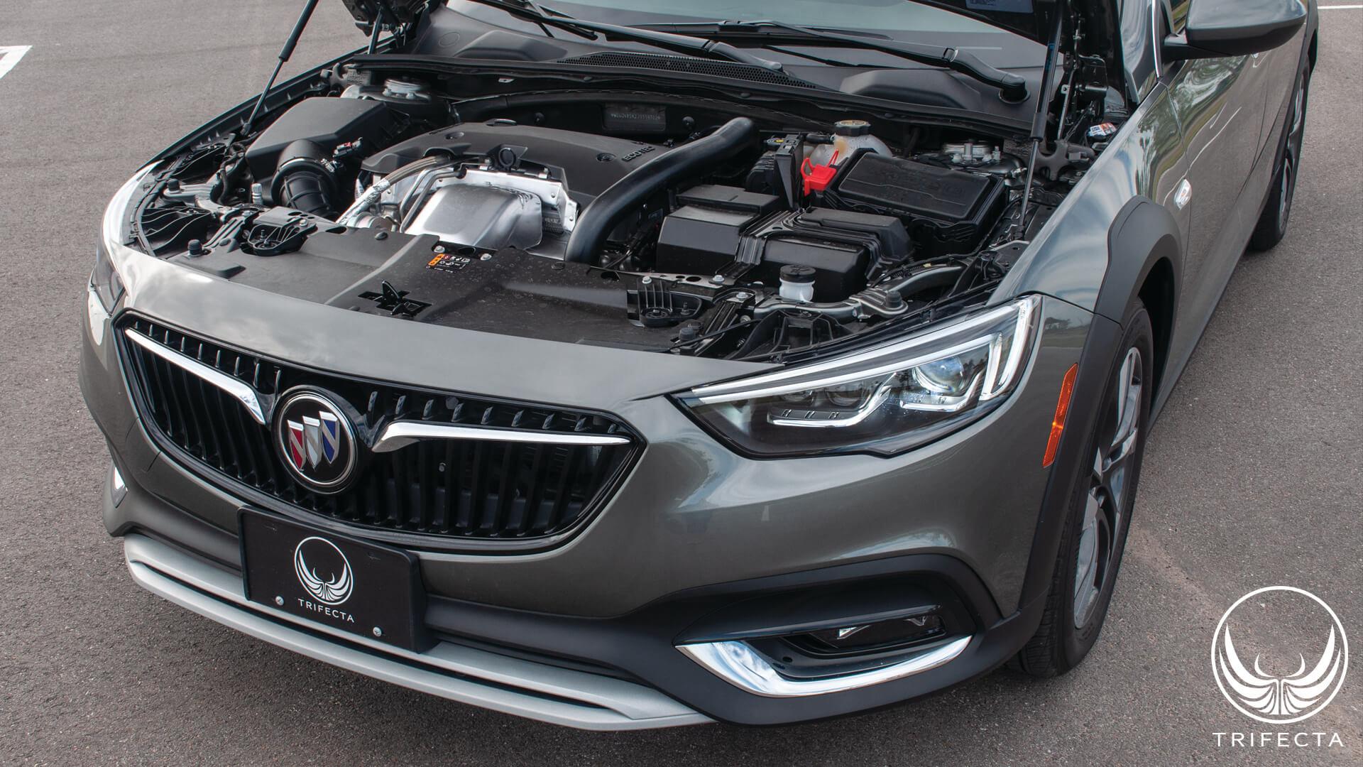 2018 2020 Buick Regal 2 0l Turbo Elite 2 0l Turbo 2018 2020 Trifectaperformance Com