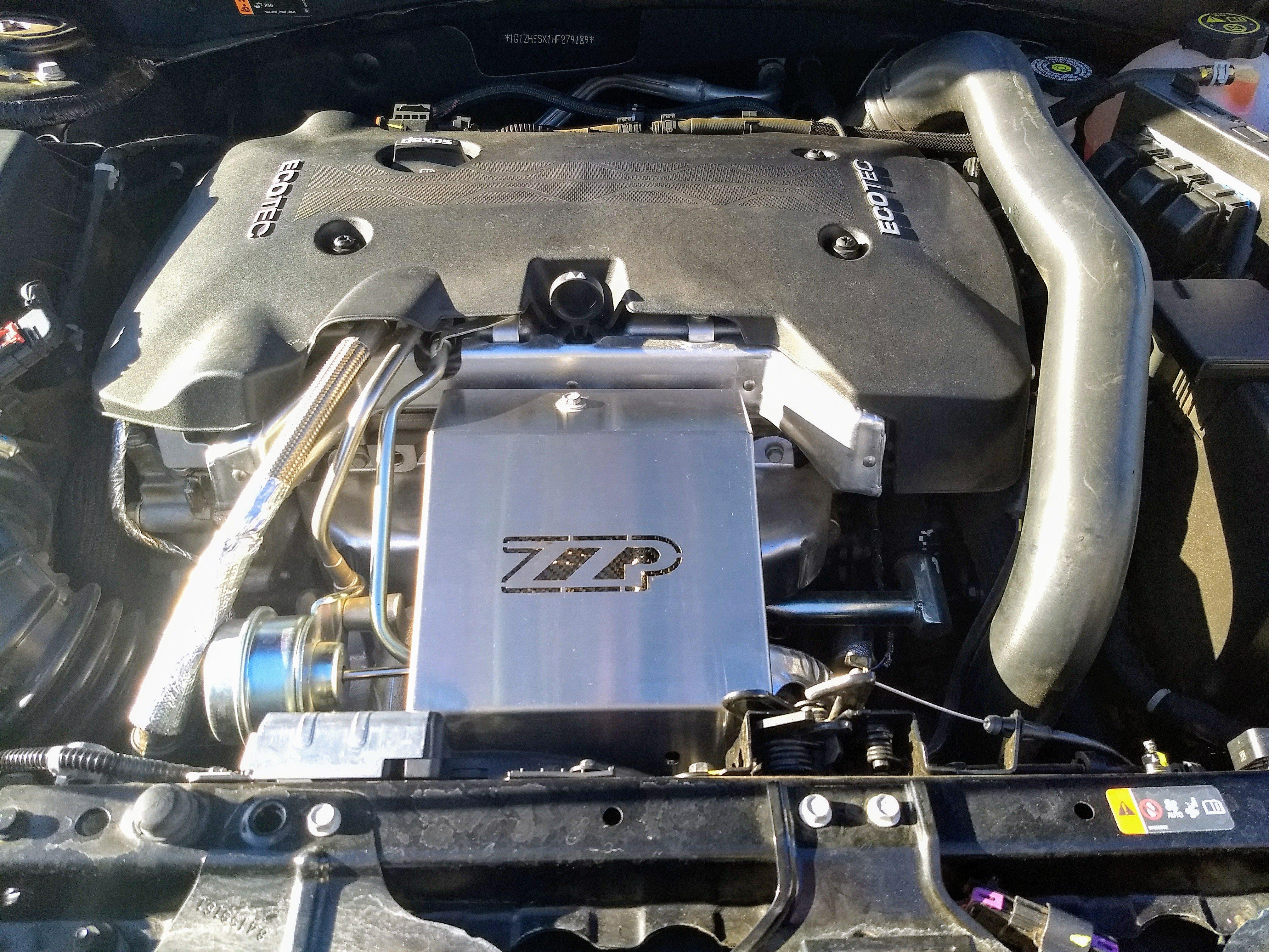 2016--2018+ Chevrolet Malibu - 2 0L Turbo - Advantage