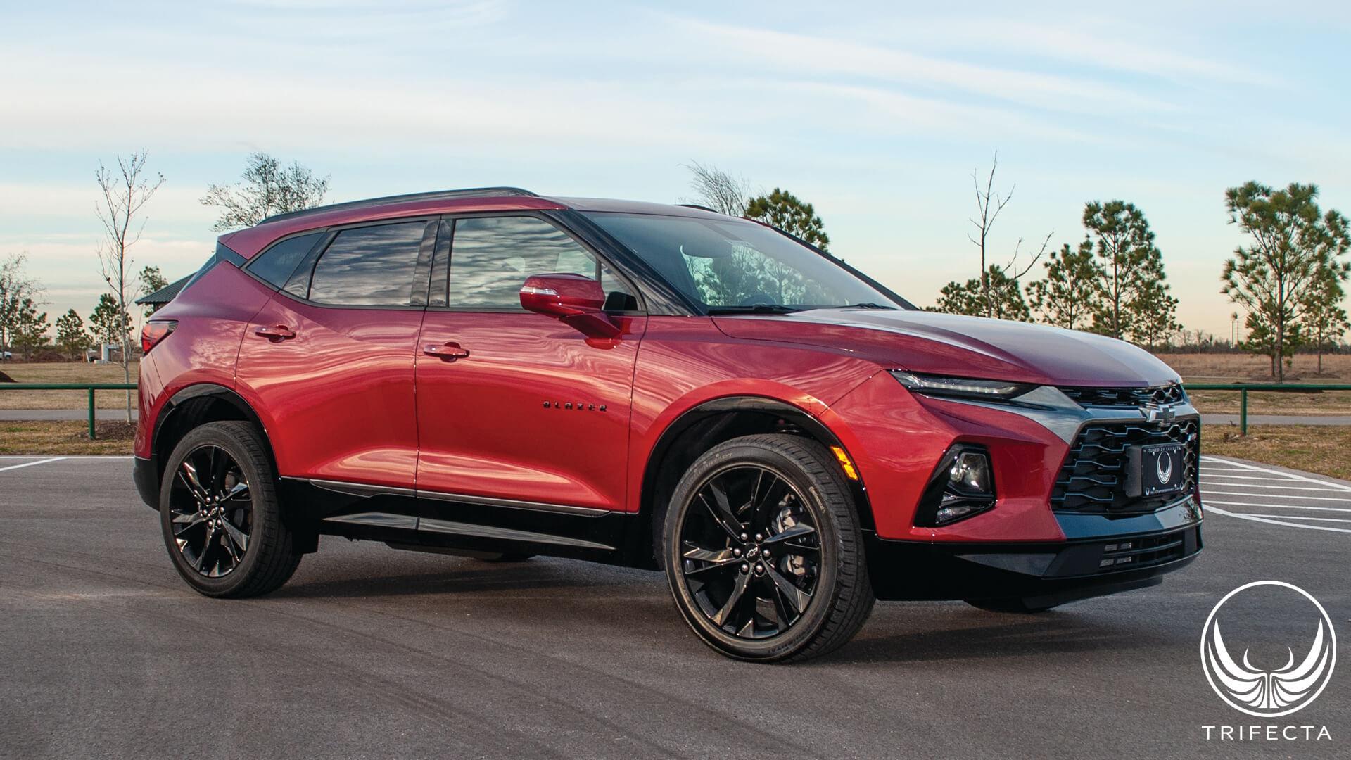 Product Review: 2019 Chevrolet Blazer - 3.6L - Advantage