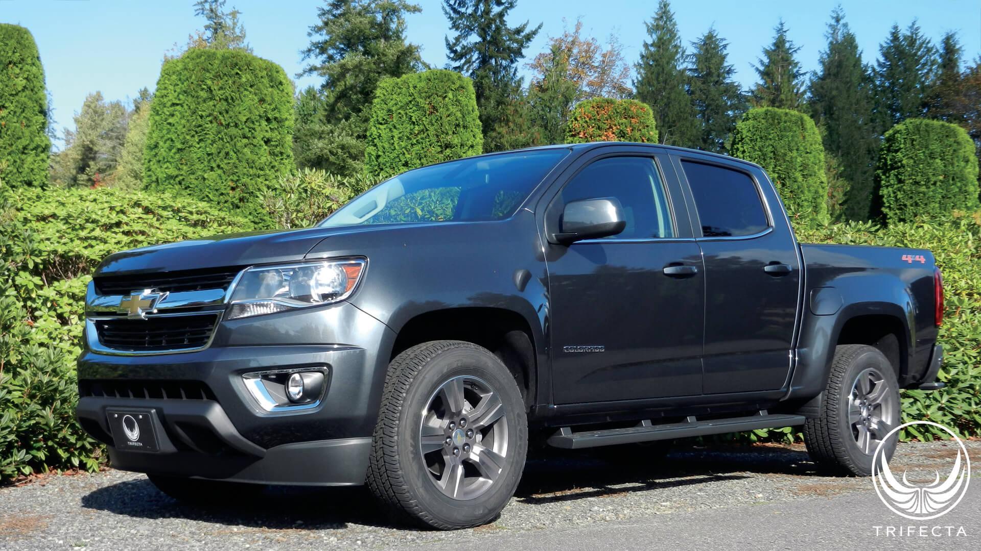 Product Review: 2015--2016 Chevrolet Colorado - 3.6L - Advantage