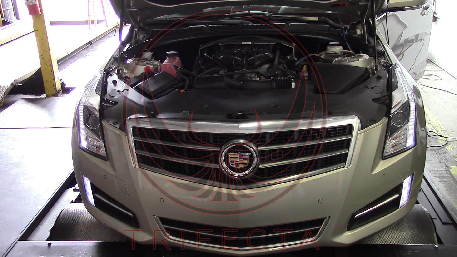 Product Review: 2013--2015 Cadillac ATS - 3.6L - Advantage