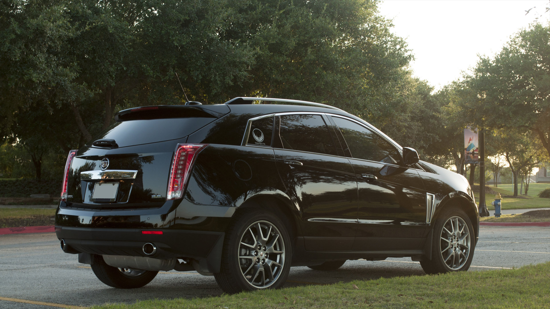 Product Review: 2012--2016 Cadillac SRX - 3.6L - Advantage